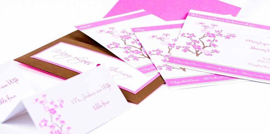 Pink sakura theme