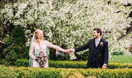 The wedding of Lindsey and Dan