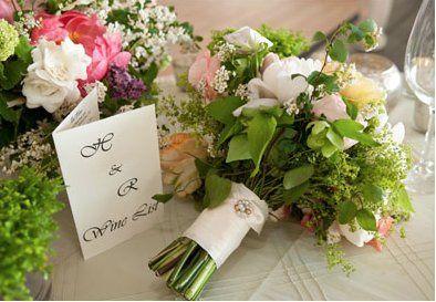 Pretty bouquets