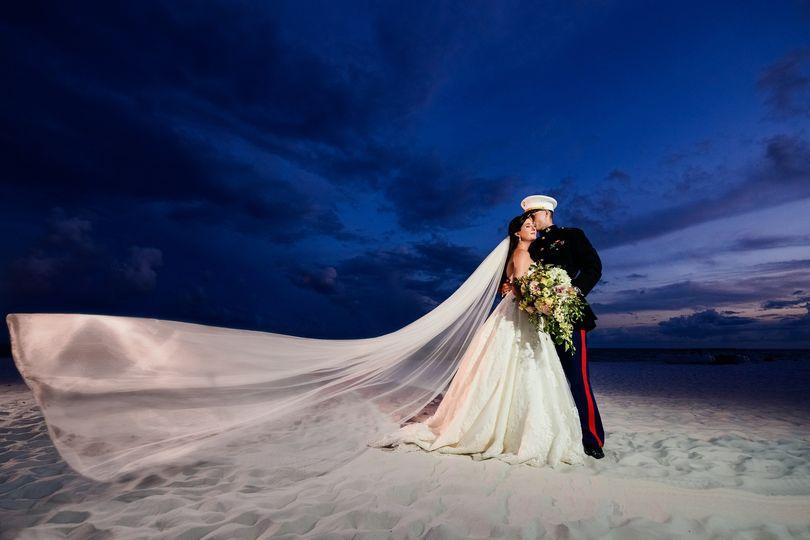Hilton Pensacola Beach Wedding