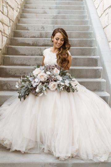 Manti, Utah Wedding