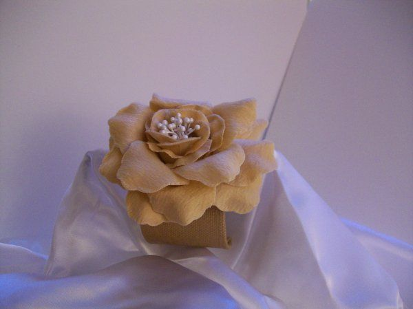 Custom Cuff Bracelets can be made to match the brides or bridesmaid dresses. We feature everything...