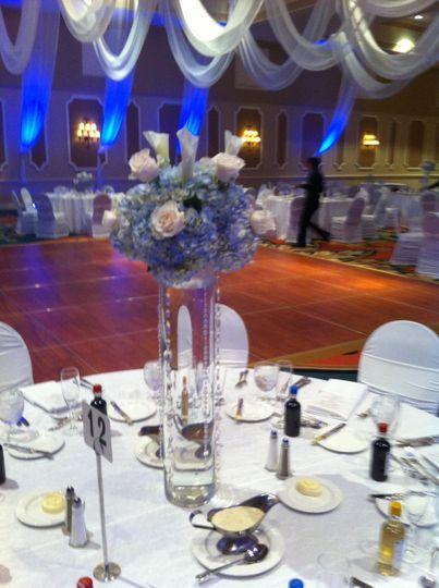 Wedding in our Regency Salon