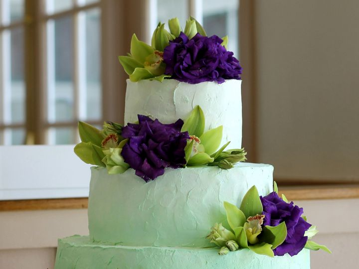 Tmx 1519259889 F718c9c4df5436be 1519259886 1e2c73056acd25b4 1519259858716 16 Ombre Wedding Cak Fullerton, California wedding cake