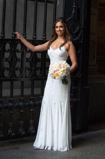 naomi dress bhldn philadelphia ritz carlton carl alan floral badgley mischka shoes wedding start planning 19454 photos 51 308754 1567693741