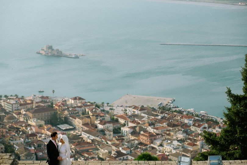 Discover Nafplio Weddings