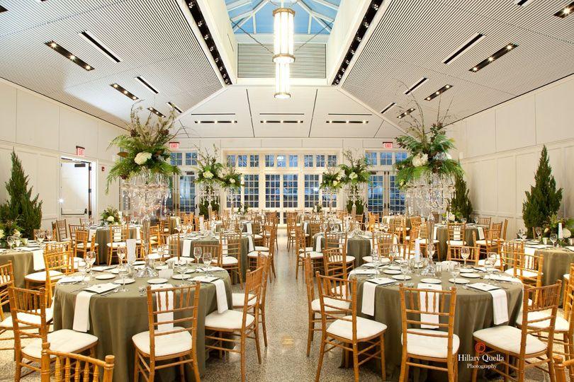 Paine Art Center And Gardens Venue Oshkosh Wi Weddingwire