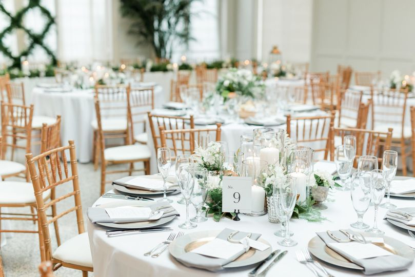 Dinner in the Conservatory | Maison Meredith Photography