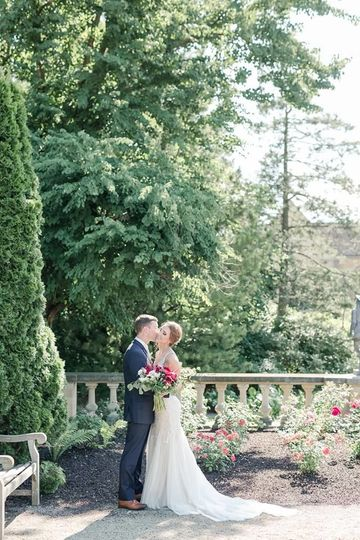 In the Rose Garden | Maison Meredith Photography