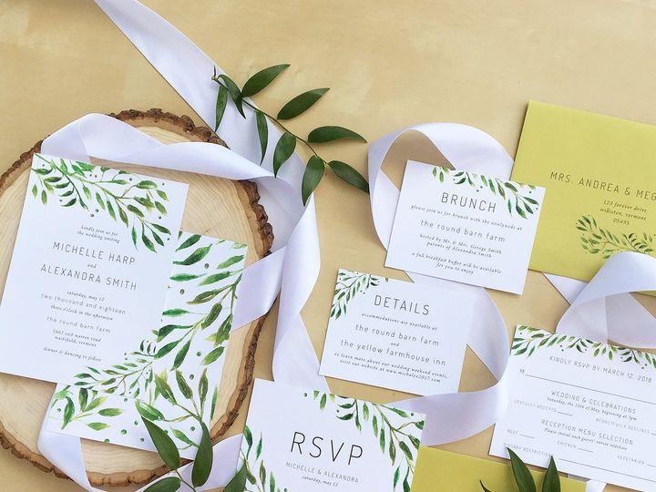 Tmx 1507561245354 Img9857editsq Copy Manchester wedding invitation