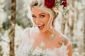 Desire Hair Design BLUSHING BRIDES