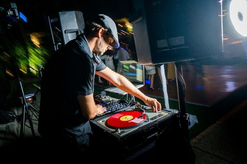 DJ LEEDS (David Leeds)