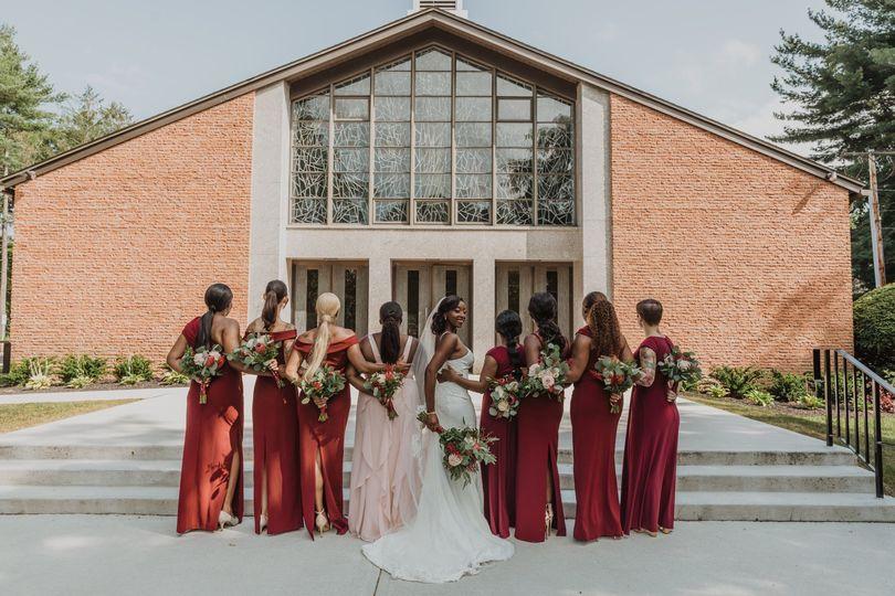 Bridal Party Floral Design