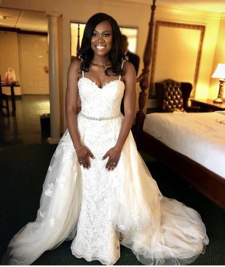 Bride - Sophie