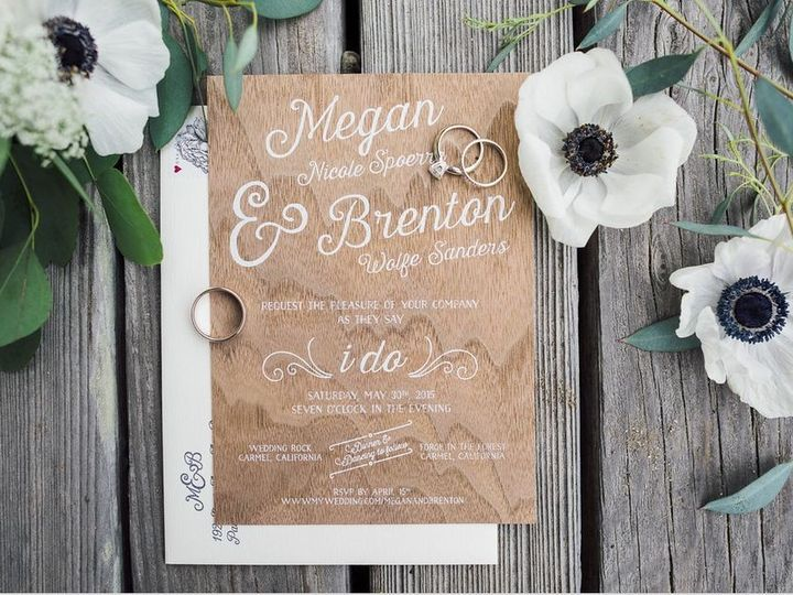 Tmx 1449172295732 Invitation Santa Cruz, CA wedding planner