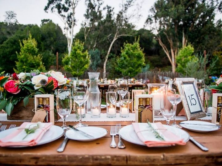 Tmx 1449172488399 Farm Table2 Santa Cruz, CA wedding planner