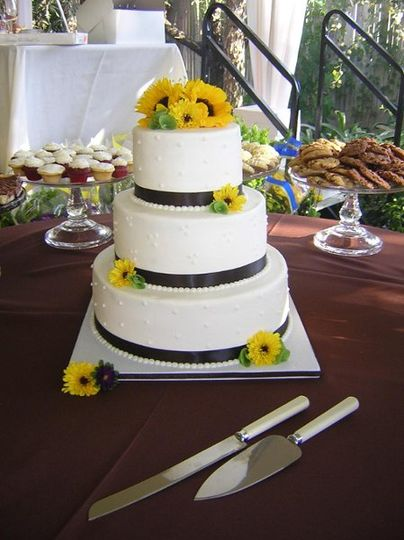 wedding cake places in sacramento ca a baker s place wedding cake modesto ca weddingwire 23490