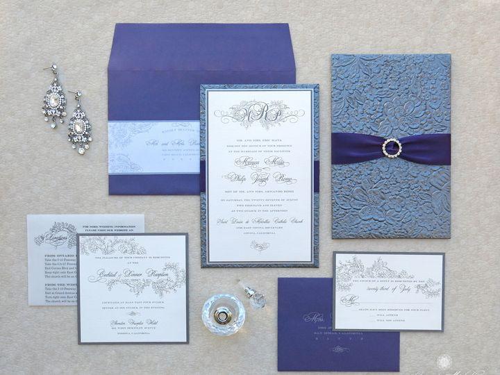 Tmx 1418785507394 Jmdmonicasuite Glendora wedding invitation