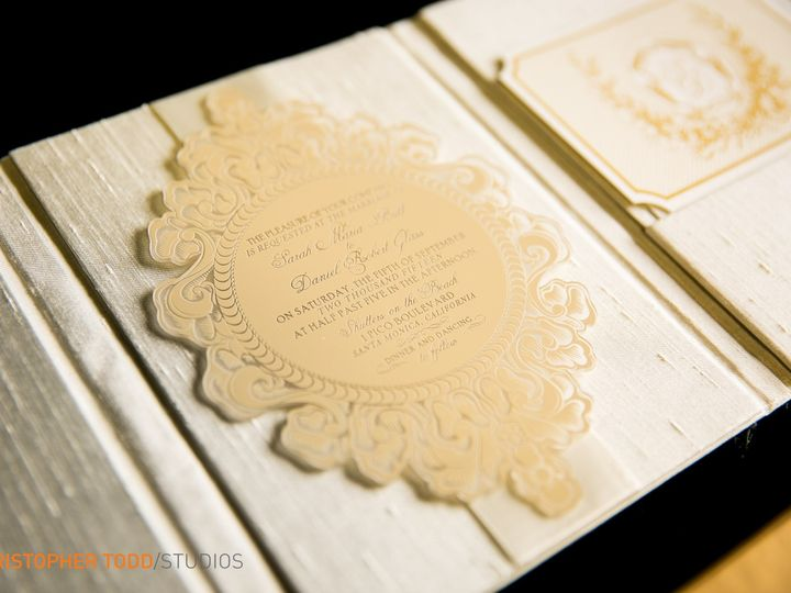 Tmx 1473226586715 Ceremonyinvites 25 Glendora wedding invitation
