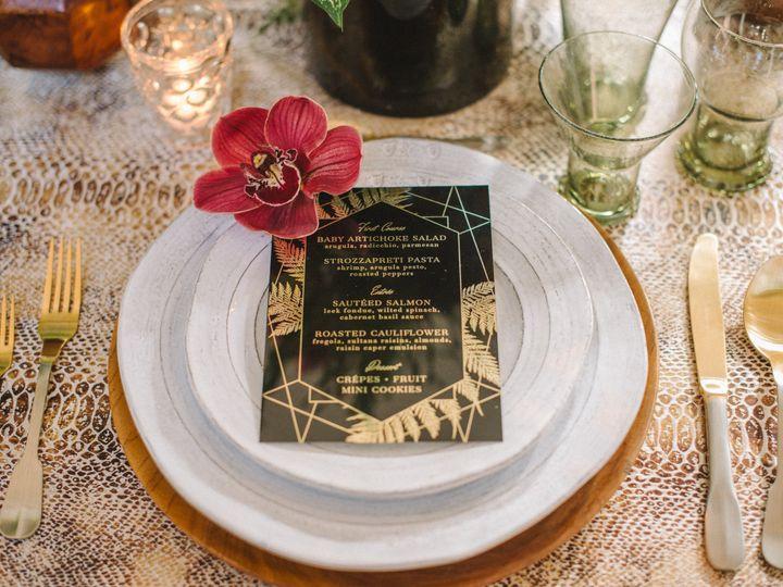 Tmx 1473227238877 463luxe2016nicole Glendora wedding invitation