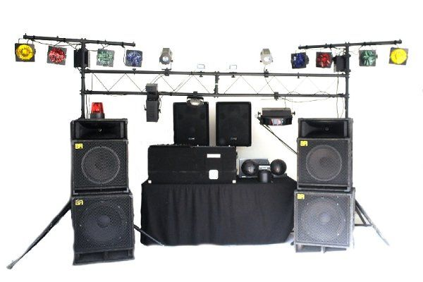 This is a photo taken of our equipment.
