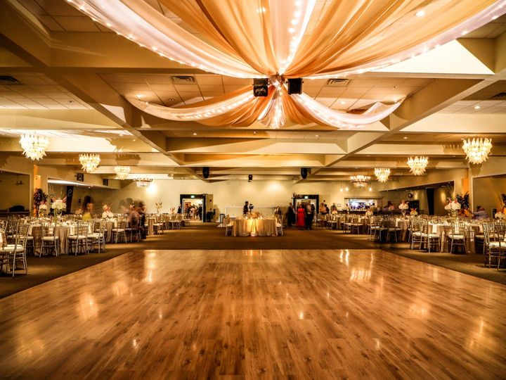 Tmx 1450457079258 Royal Ballroom   Dance Floor   Gold Allentown wedding venue