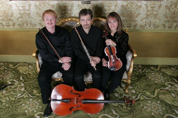 The Paragon Trio performs classical, traditional, popular and sacred Wedding Ceremony music, as well...