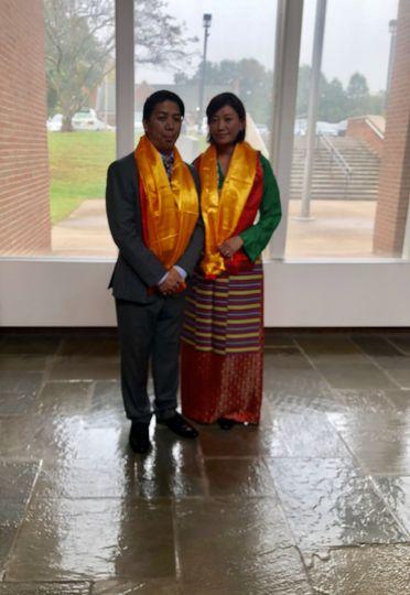 Mr. & Mrs. Sherpa October 2, 2018