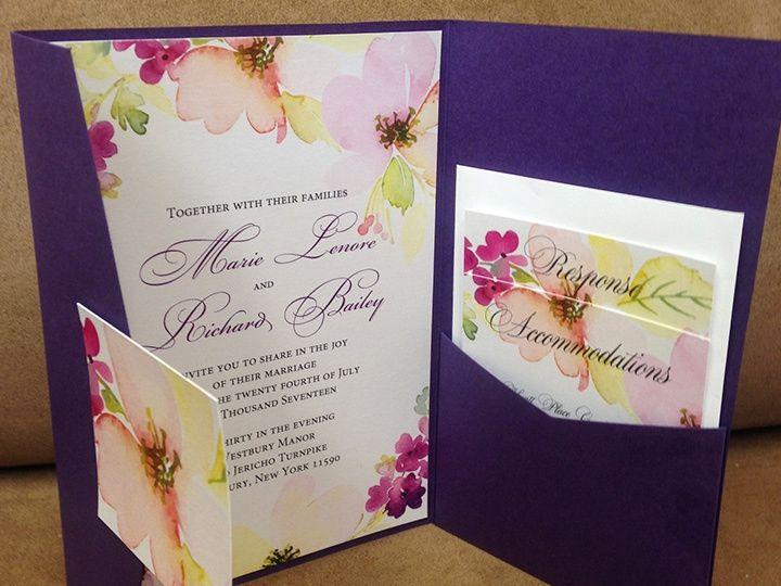 Floral Pocket Design
