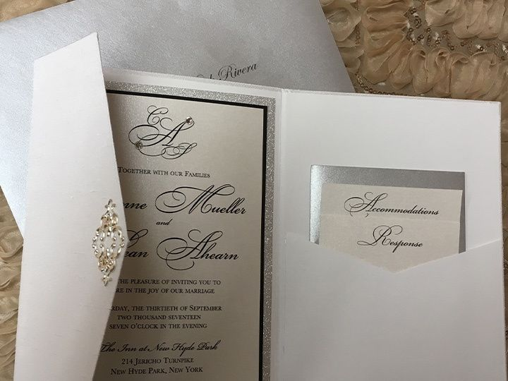 Tmx 10 51 644854 1560819727 Babylon, NY wedding invitation
