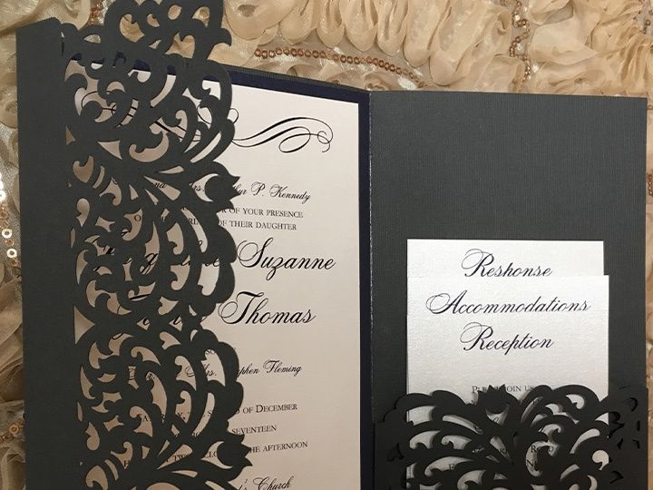 Tmx 11 51 644854 1560819728 Babylon, NY wedding invitation
