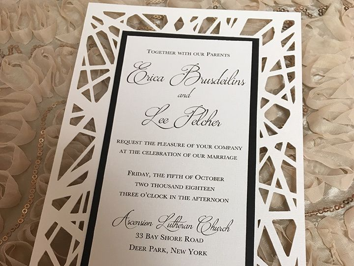 Tmx 18 51 644854 1560819732 Babylon, NY wedding invitation