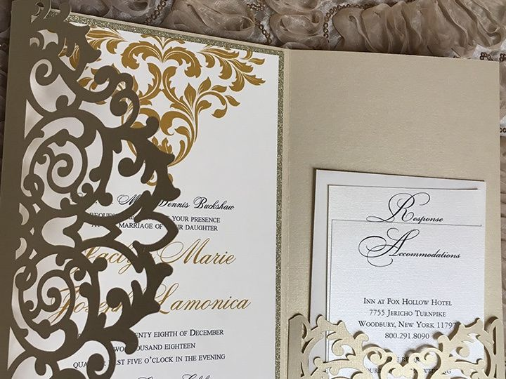 Tmx 3 51 644854 1560819725 Babylon, NY wedding invitation