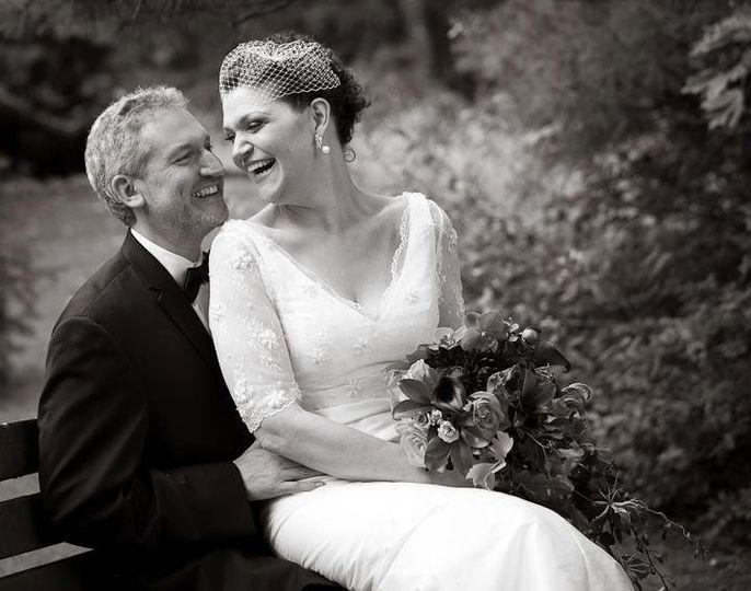 Jo & Ray // Look Park Wedding