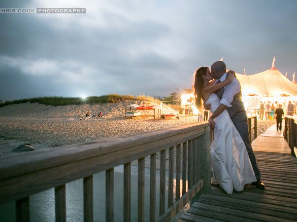 Romance beach style