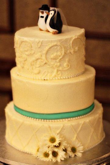 Cake My Day - Wedding Cake - Portsmouth, VA - WeddingWire