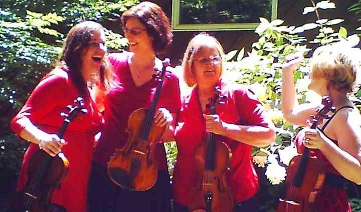 HeartStrings Viola Ensemble