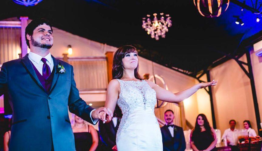Wedding at Sassafras Springs