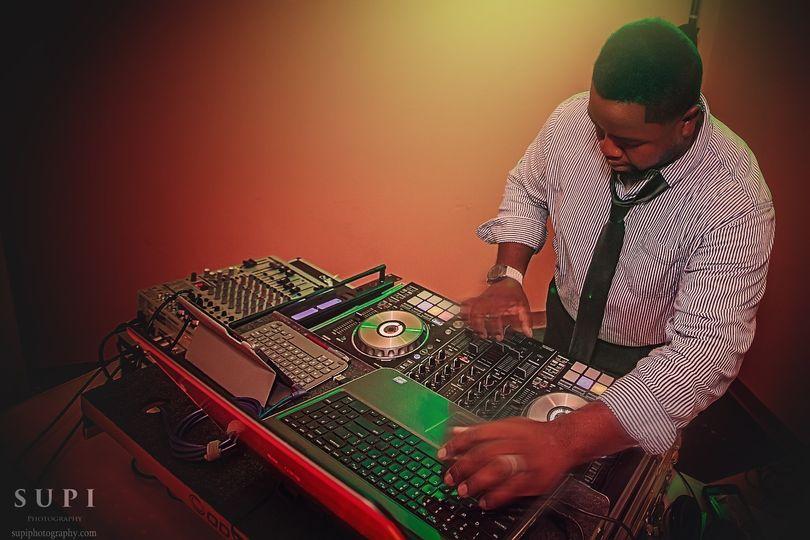 Our founder DJ John Simmons