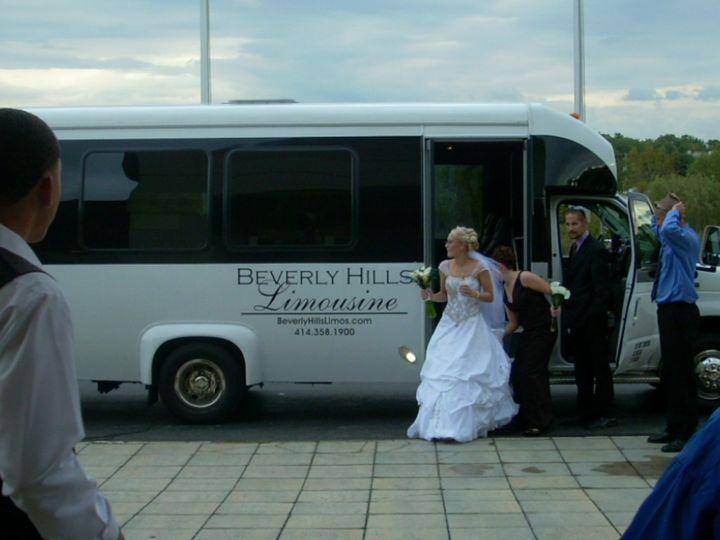 Tmx 1509034502166 Limobus 6 Milwaukee, Wisconsin wedding transportation