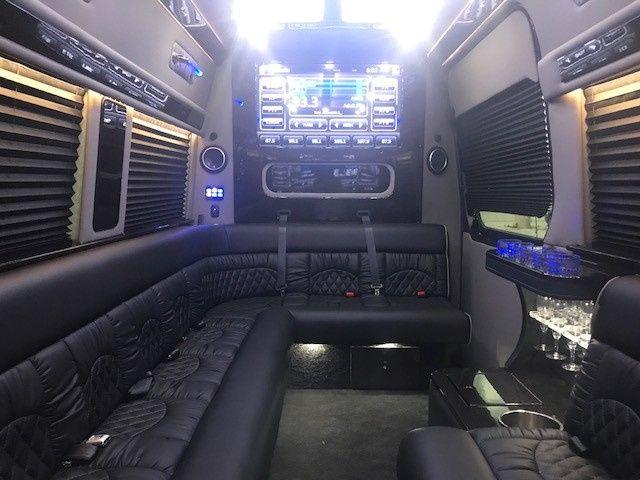 Tmx 1509036535730 Van Interior 2 Milwaukee, Wisconsin wedding transportation
