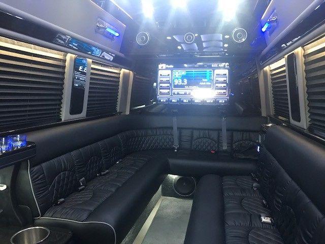 Tmx 1509036541574 Van Interior 4 Milwaukee, Wisconsin wedding transportation