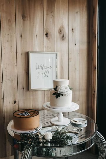 Cake Table