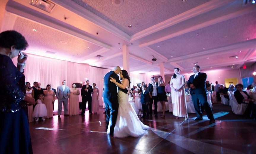 First dance, Skyline Country Club