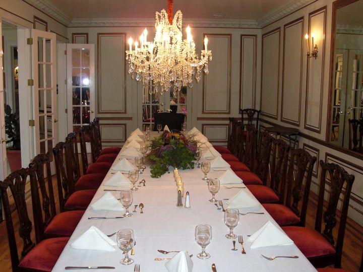 Elegant Table Set-Up