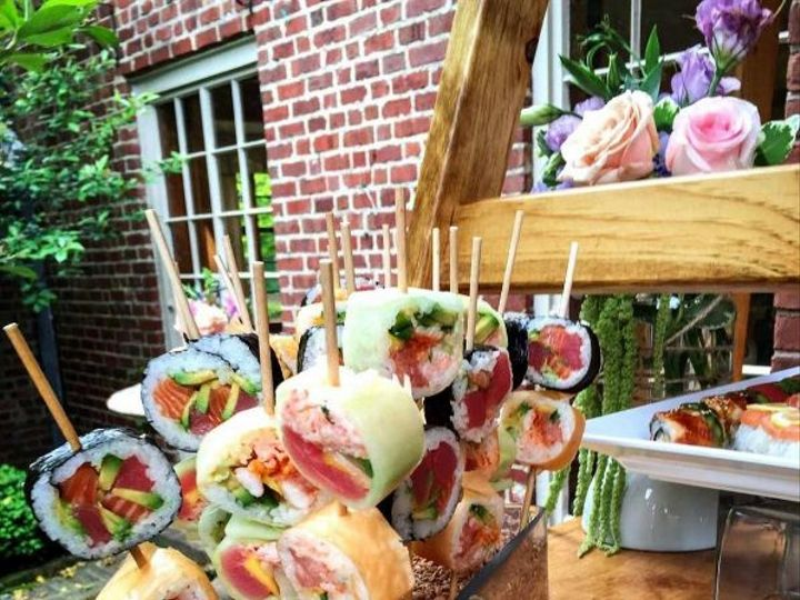 Tmx Sushilollipop 51 2954 Marlboro, NJ wedding catering