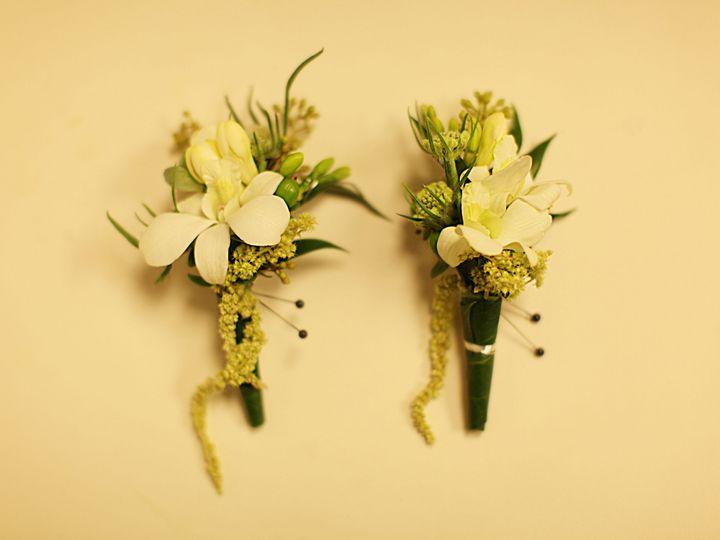 Tmx 1392237854681 6 Green White Wedding Boutonnier Orlando, FL wedding florist
