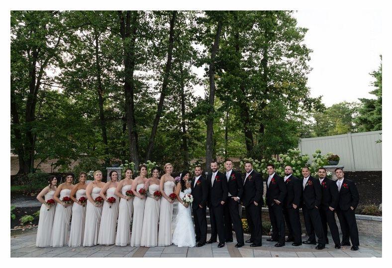 Nashua radisson wedding