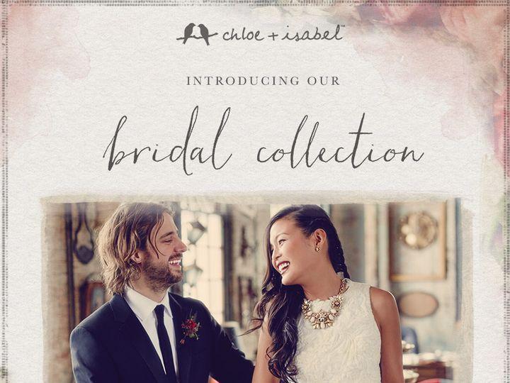 Tmx 1458262940582 Collectionannouncment01 Briggsdale wedding jewelry