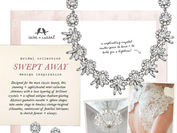 Tmx 1458274368337 Bridalcollectioninspirationposterssweptawayw 1 Briggsdale wedding jewelry